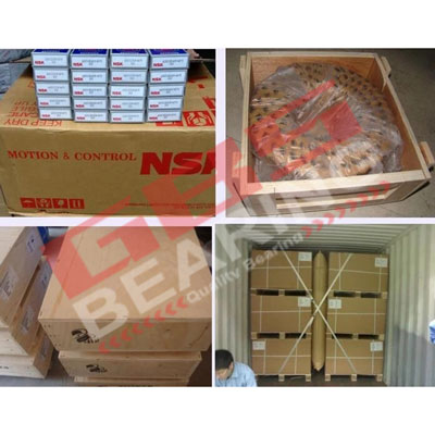 NSK NU264 Bearing Packaging picture